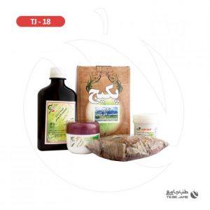 پکیج کمک درمان گیاهی آلرژی و حساسیتهای پوستی