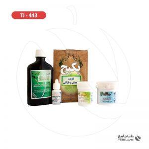 پکیج کمک درمان گیاهی تقویت تخمدان و نازایی